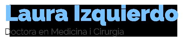 Logo Laura Izquierdo