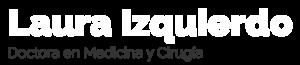 Laura Izquierdo, Doctora en Medicina y Cirugía